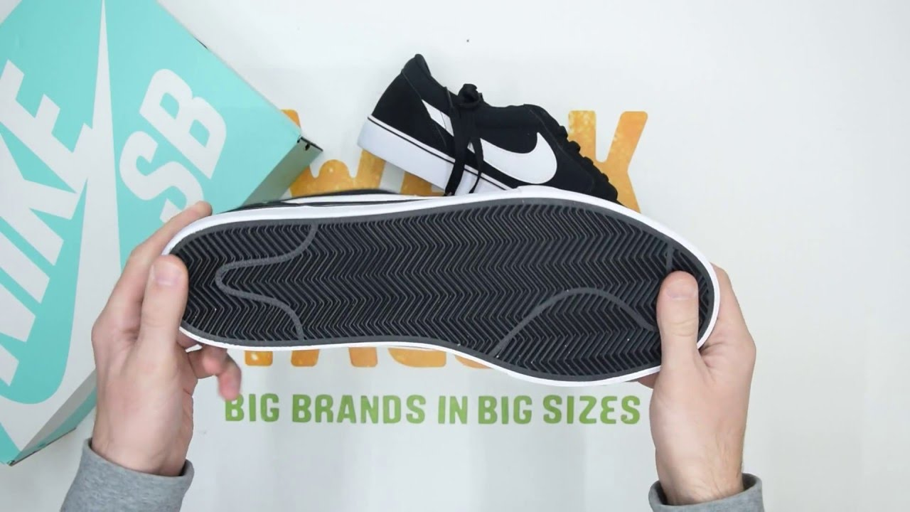 Rafflesia Arnoldi Atajos Secretario  Nike SB Satire II - Black / White - Walktall | Unboxing | Hands on - YouTube