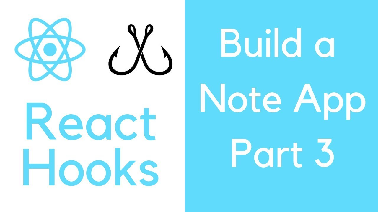 React Hooks Tutorial - Build a Note app with useReducer and useContext