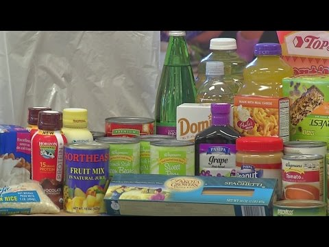 Food Bank of WNY gets large donation for School Pantry program