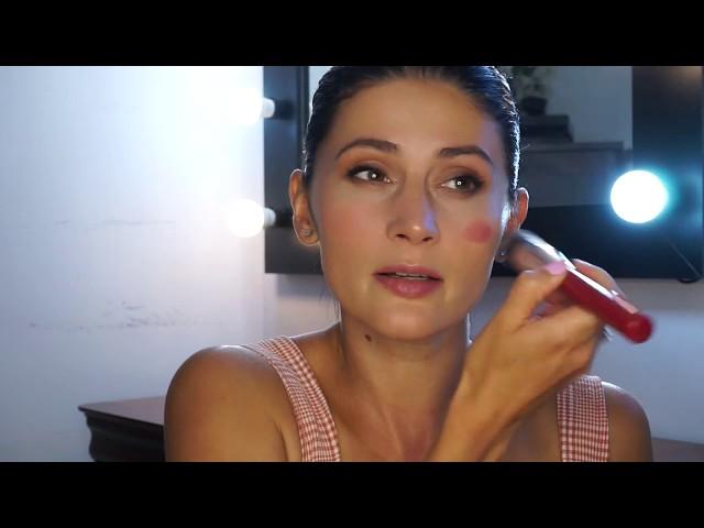 Sfat Rapid: Cum imi aplic blush-ul