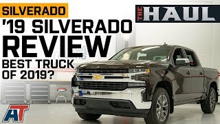 2019 Chevy SIlverado Official Review and Test Drive  Best Truck Yet   The Haul