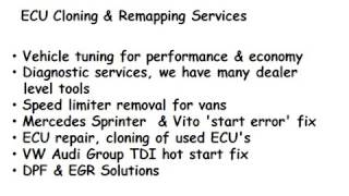 Van Speed Limiter Removal by Doncaster Remaps