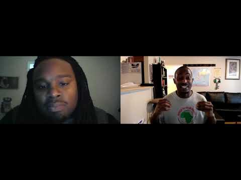 Black Women & Men Relationship Struggle in Amerikkka vs Africa Nation Building