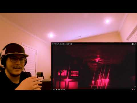 REACTION | Silver Spades - KAiREM | After Dark [Directed By AZE]