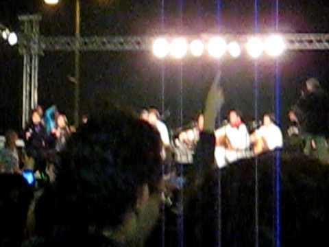 Eskenderella at El-Fan Midan (Art Square) in Cairo, 1-7-12