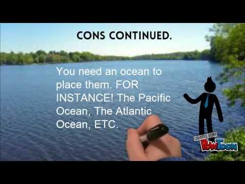 Environmental Impact of Wave Energy!