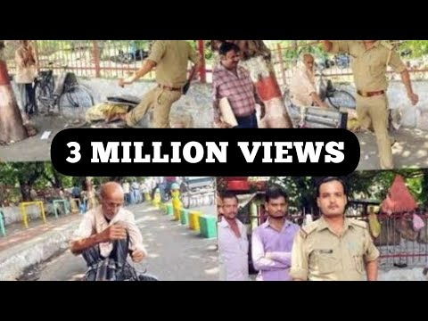 Mumbai Police Gundagardi in Mira Road