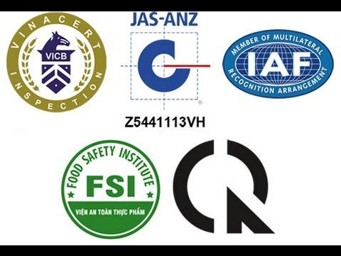 Quy trình Chứng nhận sản phẩm hợp quy theo quy chuẩn Việt Nam QCVN