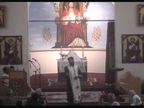 Father Charles Saad - Ash Monday 2011 Mass Part 8 - YouTube.flv from YouTube · Duration:  5 minutes 11 seconds