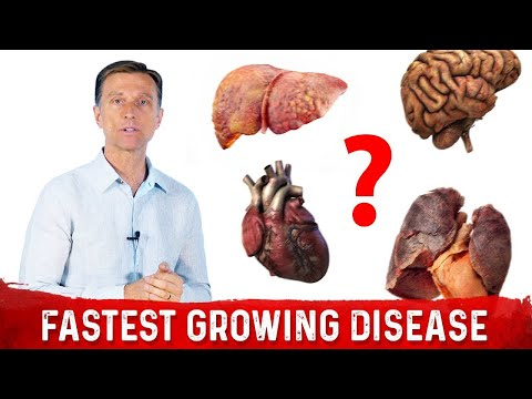 The Fastest Growing Disease in the World is...