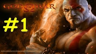 God Of War Walkthrough - Part 1 Aegean Sea