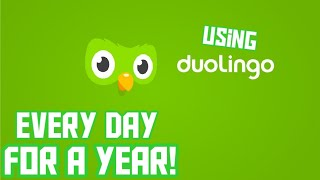What Happens When You Use Duolingo Every Day For A Year To Learn Spanish?