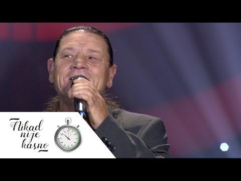 Milorad Pavlovic Arsa - Da li znades, Sunce milo - (live) - Nikad nije kasno - EM 06 - 29.11.15.