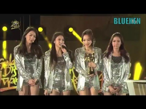 The 27th Golden Disk Awards In Kuala Lumpur 15/01/2013 DAY 1 720P