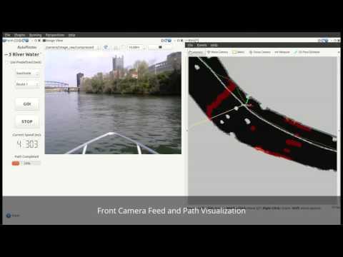 Virginia Tech Autonomous Boat Doovi