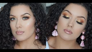 SPRING/SUMMER GLAM  MAKEUP feat. IRIS BEAUTY CONTACTS