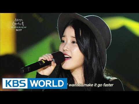 IU - I Don't Wanna Love Somebody Else / Friday [Yu Huiyeol's Sketchbook]