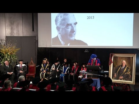 The Sir Robert Menzies Oration on Higher Education 2015