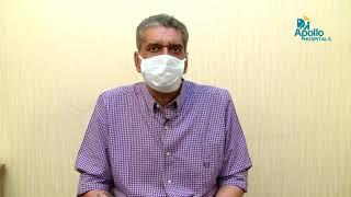 Lung Transplant Patient Testimonial - Mr. Tushar Kataria