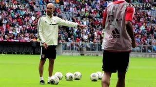 Bayrischer Neuanfang: Rummenigge und der Guardiola-Stil