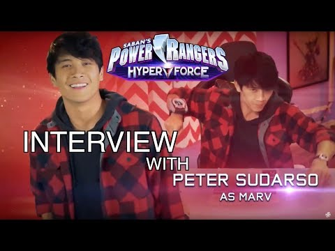 Interview with Peter Sudarso (HyperForce Red/Ninja Steel Blue)