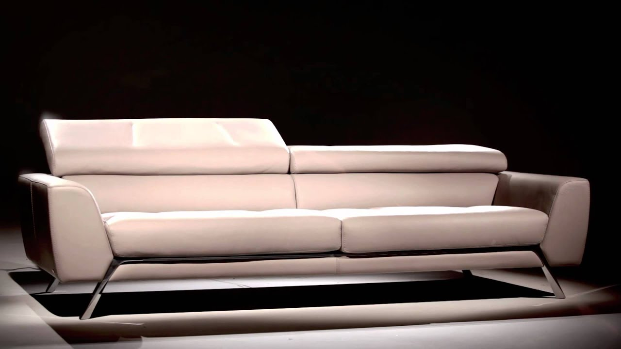 Cirrus by roche bobois youtube - Canape sacha ...