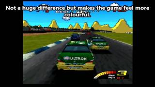TOCA Touring Car Championship (Part 13) - Cheats & Extras - Emile
