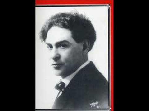 Liszt Concert Etude in D flat Harold Bauer (Rec) 1942