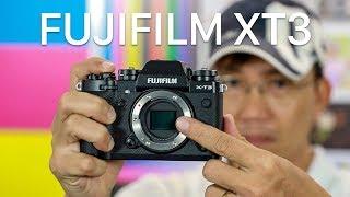 Đánh giá Fujifilm XT3