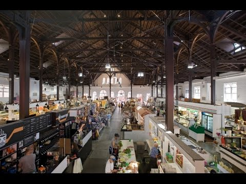 Farmers Market Architects Community Heritage Partners Lancaster Pennsylvania