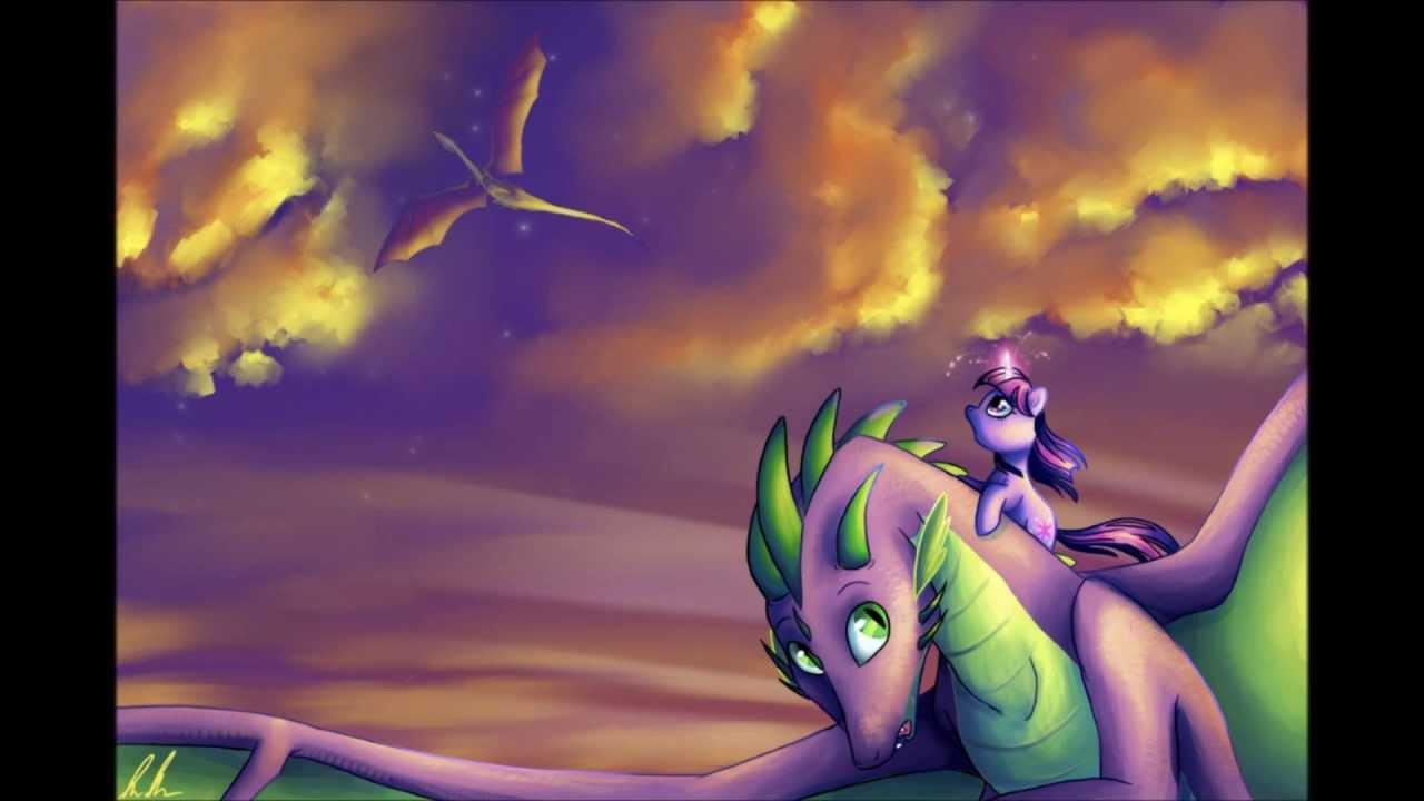 Mlp Spike the dragon Tribute - YouTube