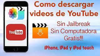 Como Descargar Vídeos de Youtube Sin programas a PC y Android - Fácil y Rápido