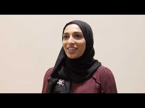 Humayra Mogra, 2018 UK Diagnostic Student Radiographer Of The Year