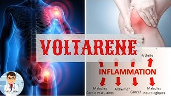 Diclofénac (VOLTARÈNE) / TOUT SUR CE MÉDICAMENT - DOCTOR ALADDIN -