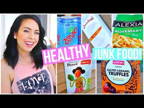 Healthy Junkfood Grocery Haul!