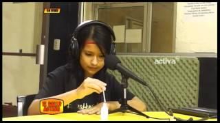 Entrevista La Chiki 504 / RadioActiva - Parte3
