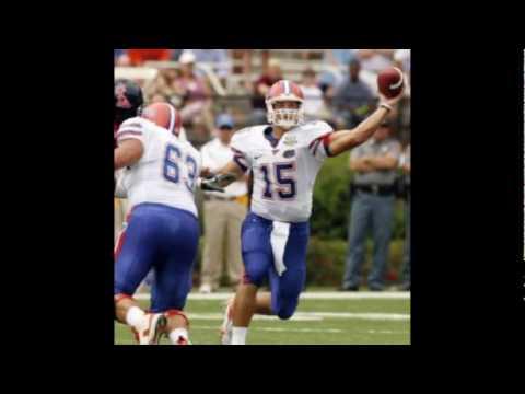 Broncos QB Draft History