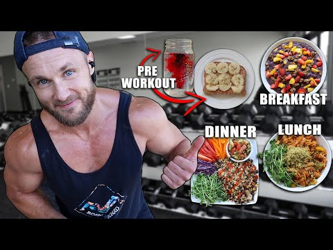 Quick High Protein Vegan Meals | Full Day of Eating