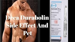 Deca Durabolin? Side Effect and Pct (Part 2) in HINDI