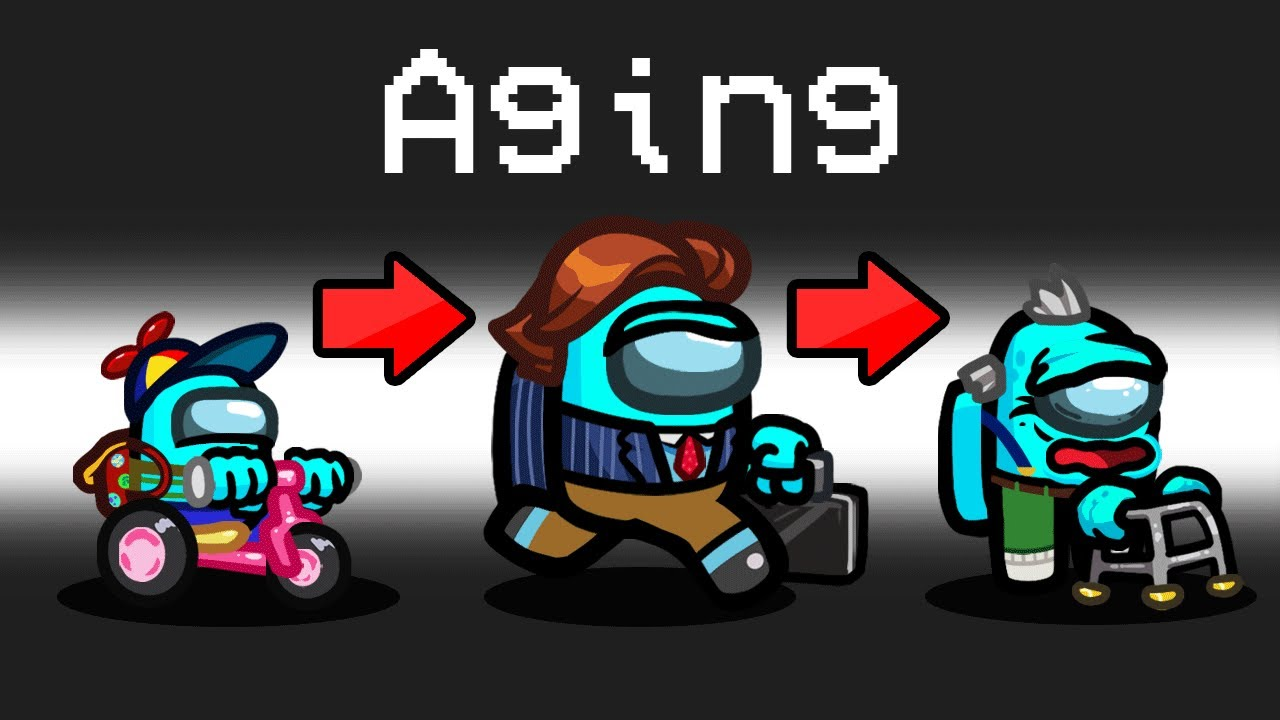 Download GROWING UP Mod in Among Us