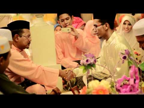 SP | Hafiz & 'atikah - Solemnization