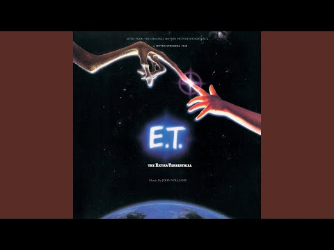 john williams adventures on earth from e t the extra terrestrial