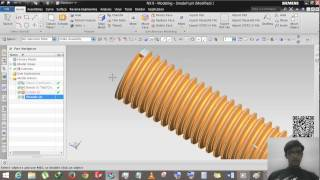 Скачать Siemens NX Detailed Thread In NX9