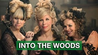 Into The Woods Interview - Christine Baranski & Tracey Ullman