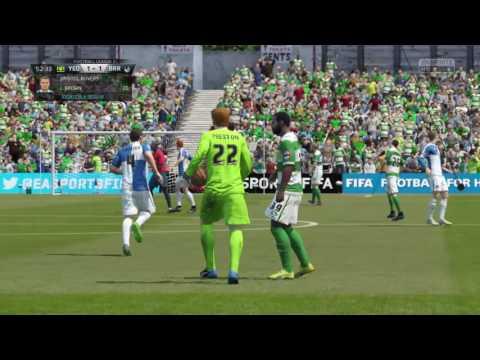 #11 Grande Vitória  Bristol Rovers