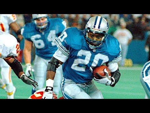 In The Zone - #TBT: Barry Sanders Quits Football - Comparing to Andrew Luck