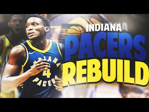 REBUILDING THE INDIANA PACERS!! PAUL GEORGE RETURNS?! NBA 2K18 MYLEAGUE