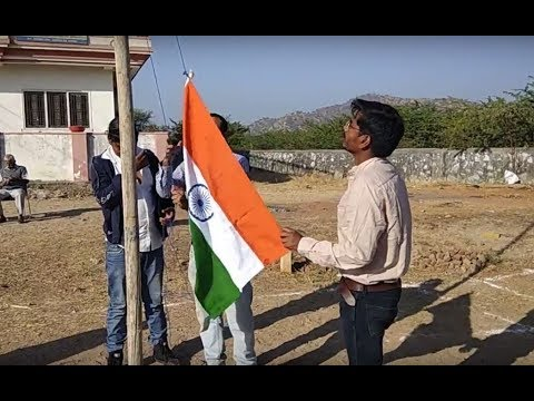 Republic Day preparation by officers of Geological Survey Of India