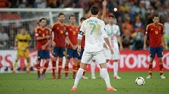 Cristiano Ronaldo TOP 10 Free Kicks Ever | HD