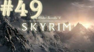 прохождение Skyrim - часть 49 (Залы Гейрмунда)